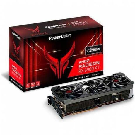 ISG PowerColor Red Devil RX 6900 XT Ultimate 16GB GDDR6