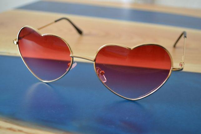 Nowe okulary serca