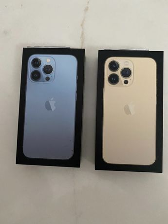 iPhone 13 pro 128 GB kolor górski błękit.