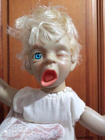Характерная куколка