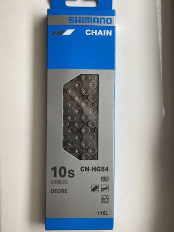 Łańcuch Shimano Deore CN-HG54 10rz.