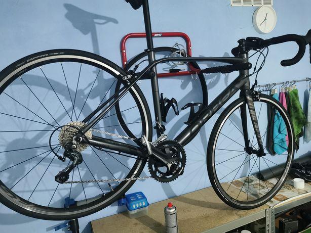 Bicicleta estrada Orbea Avant como nova