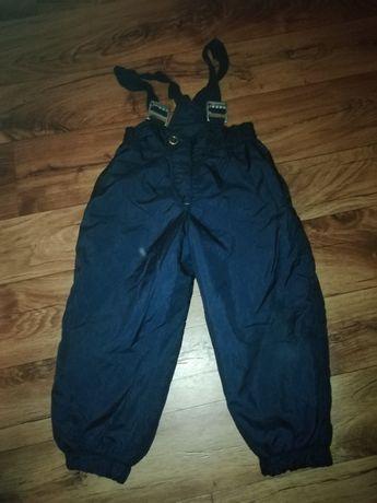 Spodnie zimowe rozm 104