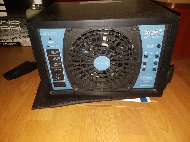 BREEZE AT ECOQUEST Очиститель-ионизатор воздуха