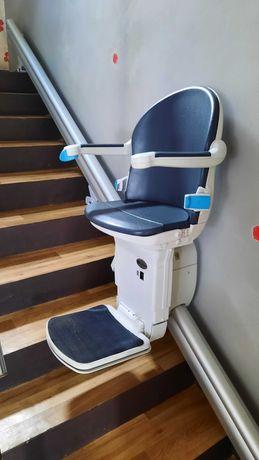 2 szt. Winda schodowa (krzesełko) dla osoby niepełnosprawnej Handicare