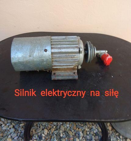 Silnik  elektryczny  na siłę w cenie złomu Okazja okazja