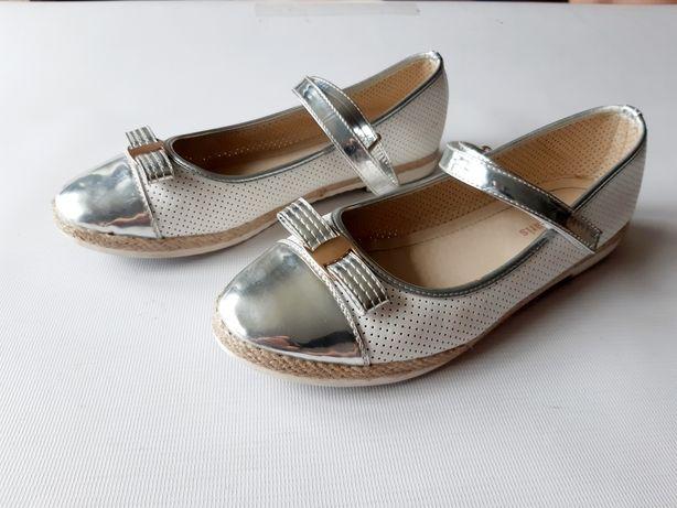 Baleriny buty EUR 36 Dł wkł. 26,5 cm