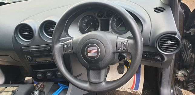 Seat Ibiza III 6l cordoba kierownica multifunkcja airbag