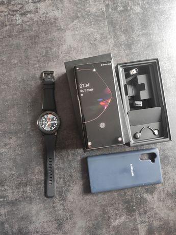 Samsung note 10 256 GB wraz z zegarkiem Samsung GEAR 3 ZESTAW