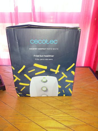 Cecotec (cecofry compact rapid white)
