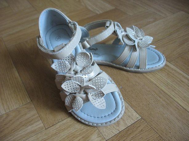 Nowe sandałki Nelli Blu rozmiar 26, wkładka 17 cm, ideał sandały