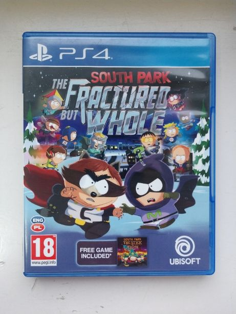 South Park Fracture but whole PS4 Playstation 4