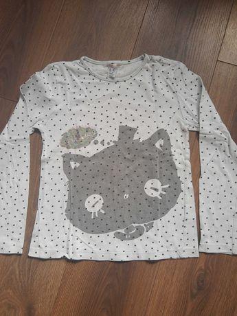 Bluzka Zara 9-10 lat r.140