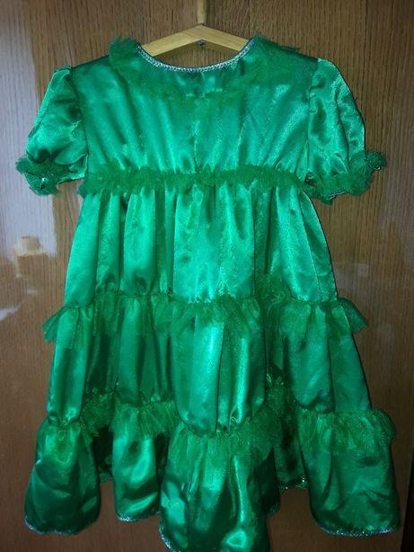 АКЦИЯ!!!Платье на девочку 6-9 лет