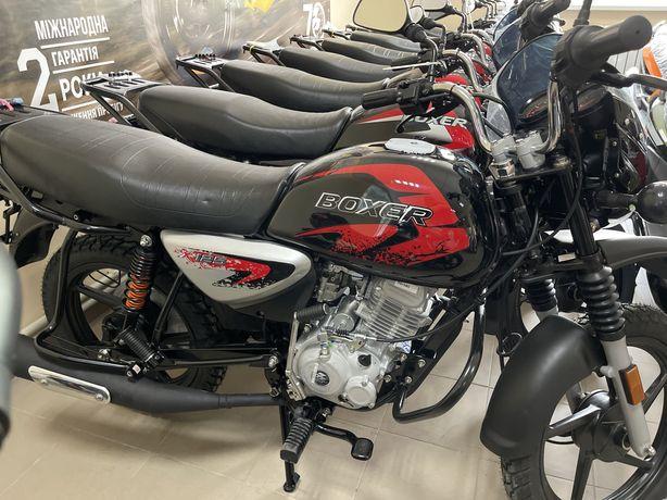 Мотоцикл Bajaj bokser 150, ОПТ від 2 шт, АКЦІЯ безкошт доставка.