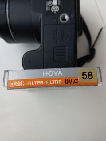 Filtr foto uv Hoya 58 mm