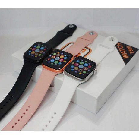 ТОП ПРОДАЖ! смарт часы t500 (очень похожи на Apple Watch)