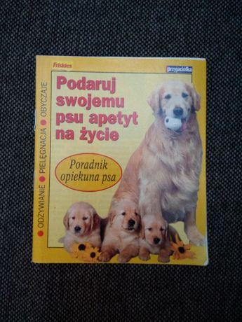 Poradnik opiekuna psa - pies WYSYŁKA