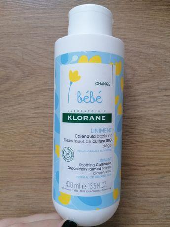 Linimento e creme muda fraldas Klorane