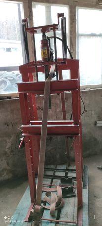Prasa hydrauliczna 2szt