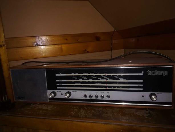 Radio tamburyn