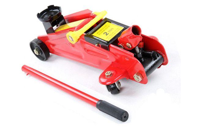 Nowy Podnośnik Samochodowy Lewarek Hydrauliczny Żaba 2T