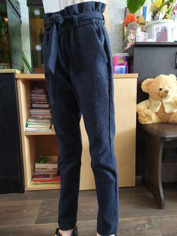 Теплые брюки-500р
