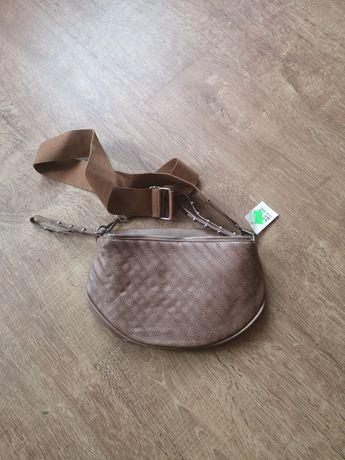 Nowa torebka brązowa