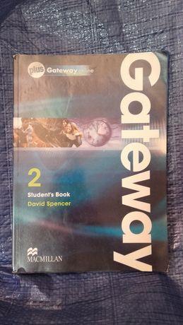 Gateway 2 Students Book Podręcznik Język angielski LO Technikum kurs