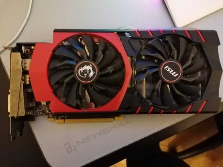 NVidia GeForce GTX 970 MSI 4GB