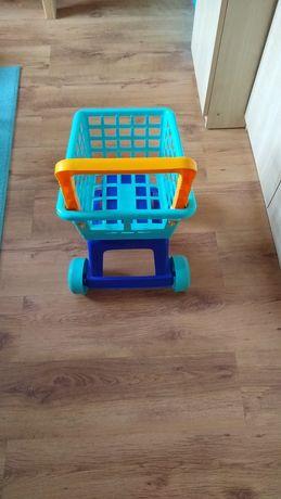 Wózek na zakupy zabawka