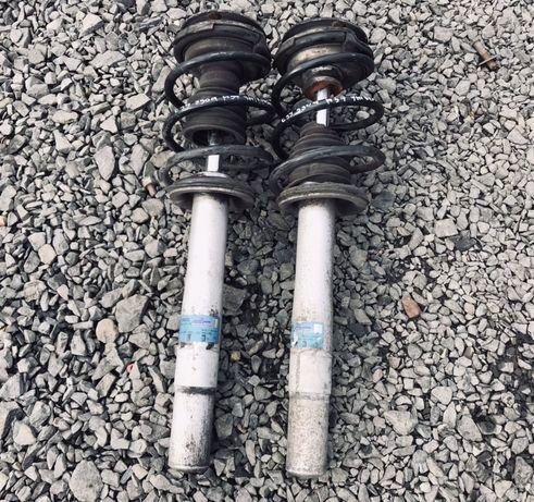 Передние стойки Взборе BMW E39 Sachs Пружины Пыльник БМВ Е39 Стойка