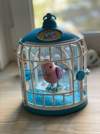 Інтерактивна іграшка Little Live Pets Пташка у клітці
