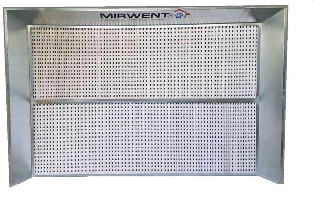 Filtr kartonowy do ściany komory lakierniczej 1m/10m biały wzmocniony