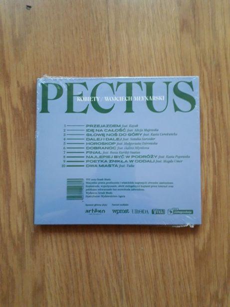 Pectus - płyta CD