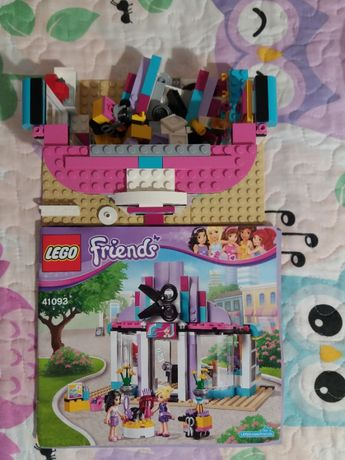 LEGO FRIENDS 41093, 41085, 41311, 41037 zestawy