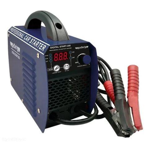 ADLER DIGITAL START-300 Prostownik elektroniczny z funkcją rozruchu