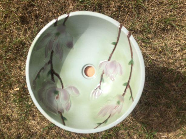Керамико-художественная раковина