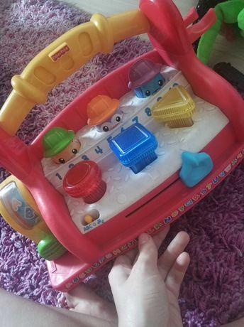 Zabawka edukacyjna po polsku swieci gra