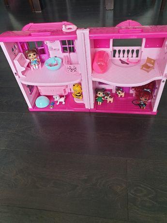 Domek dla lalek (składany )
