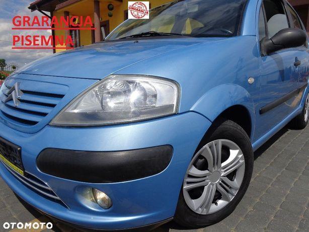 Citroën C3 1.4,Klima,Bezwypadkowy,Serwis,Opłacony,Niemcy