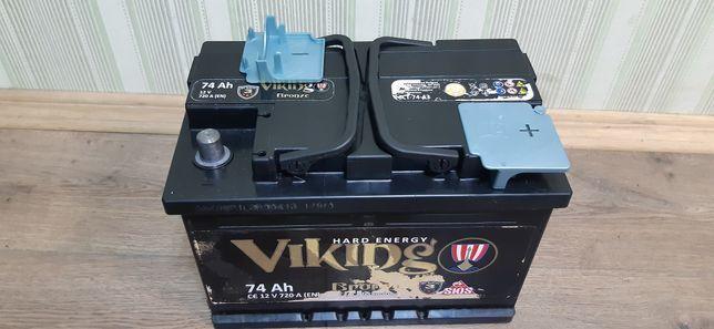 Акумулятор Viking 74ah