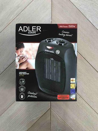 termowentylator ceramiczny Adler AD 7702 o mocy do 1500 W