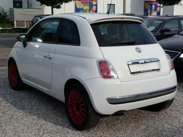 Cortinas solares - Fiat 500 3p