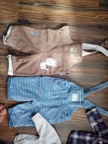 Терміново продам одяг на хлопчика 3-6 місяців