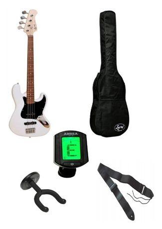 Gitara basowa - pakiet na start