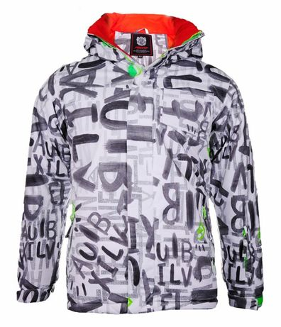 Лижна куртка на ріст 140 146 152 158.164 см зимняя куртка для мальчика