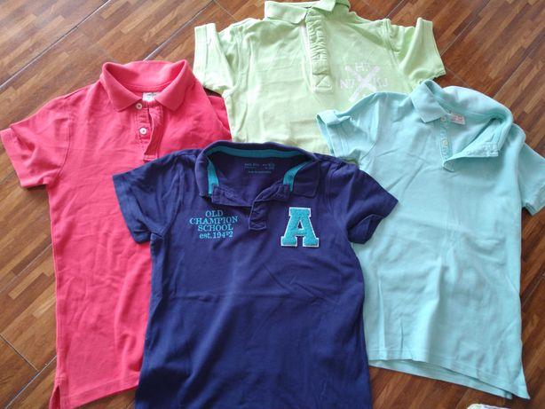 Koszulki polo Zara dla chłopca 9-10 lat