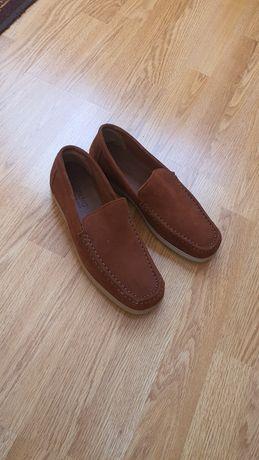 Підліткові шкіряні туфлі