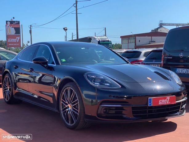 Porsche Panamera 4 S